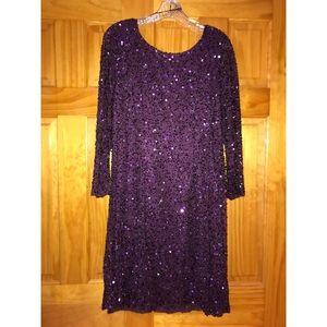 Dresses & Skirts - Sequin mini dress